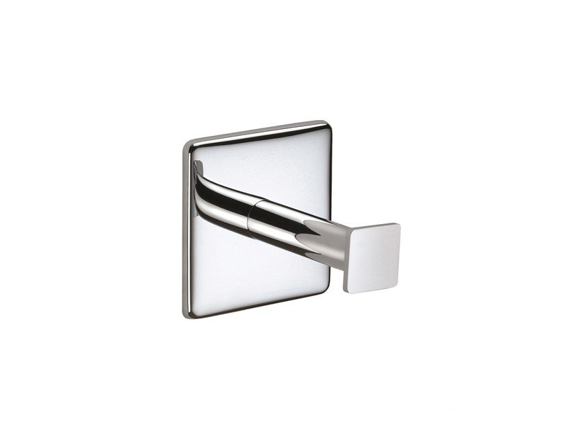 Chromed brass towel hook JACK 484001002 | Towel hook by pomd'or
