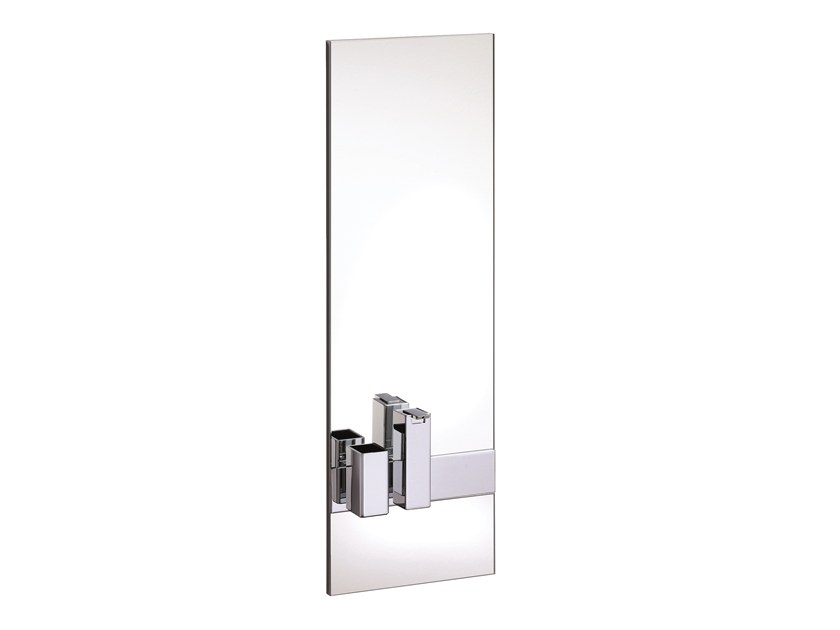 Rectangular wall-mounted bathroom mirror JACK 487106002 | Mirror by pomd'or