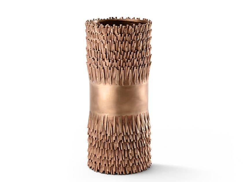 Vaso in bronzo JACK FRUIT | Vaso in bronzo by GHIDINI1961