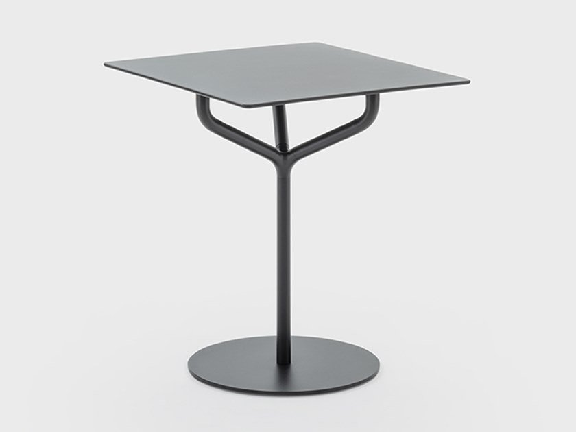 Square HPL contract table JACK | Table by Viganò