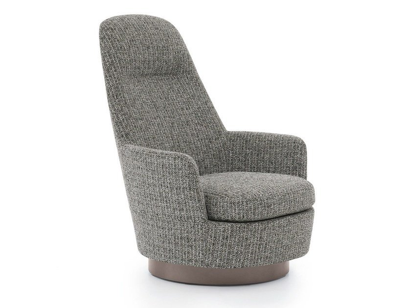 Bergere armchair JACQUES | Bergere armchair by Minotti