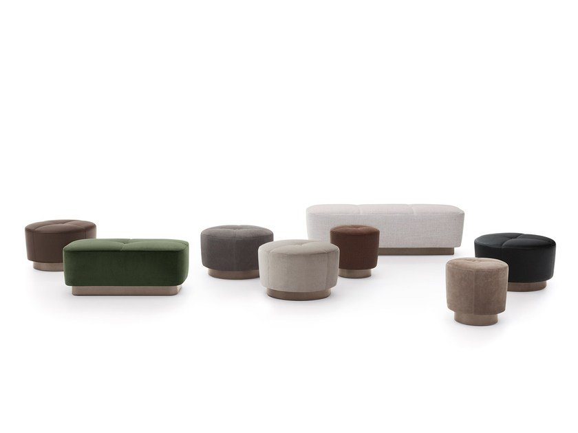 Pouf JACQUES | Pouf by Minotti