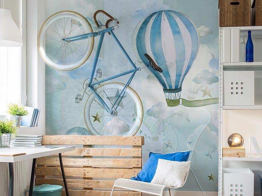 Vinyl wallpaper JAD by Adriani e Rossi edizioni