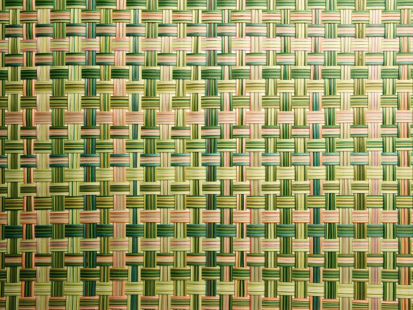 Rope rug JALI by paola lenti