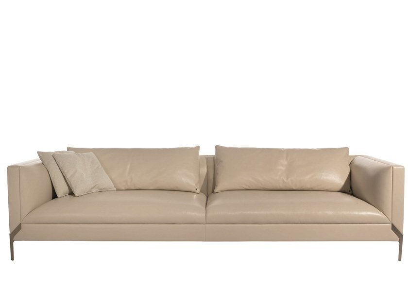 Leather sofa JAMBOREE | Leather sofa by Visionnaire