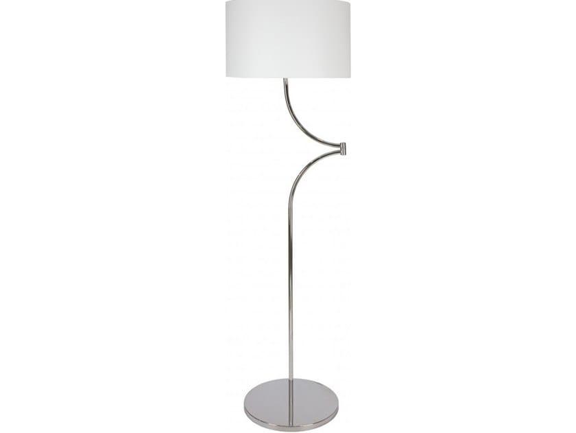 Metal floor lamp JAMES by Flam & Luce