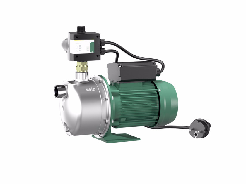 Pump and circulator for water system JET FWJ by WILO Italia