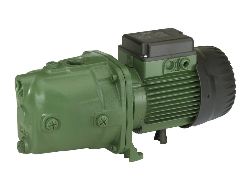 Self-priming centrifugal pump JET by Dab Pumps