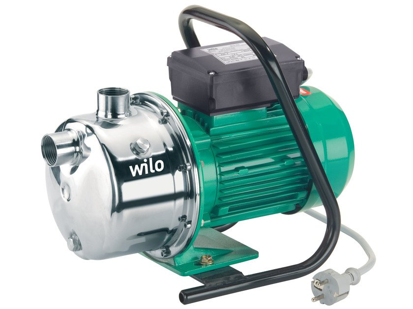 Pump and circulator for water system JET WJ by WILO Italia