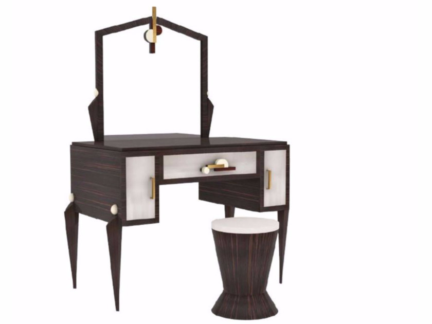 Wooden dressing table JEWEL   Dressing table by HEBANON