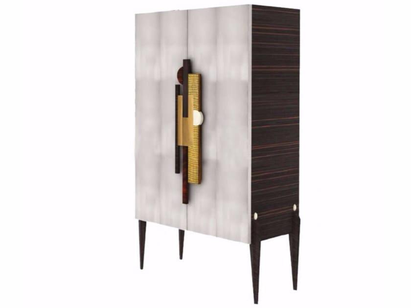 Wooden wardrobe JEWEL | Wardrobe by HEBANON