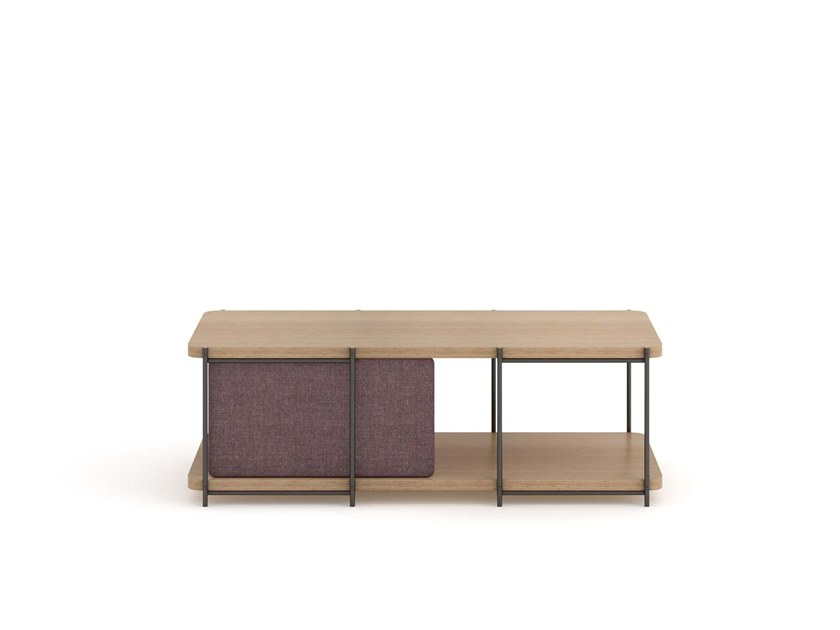 Coffe table with upholstery panel JULIA JM01 by Momocca