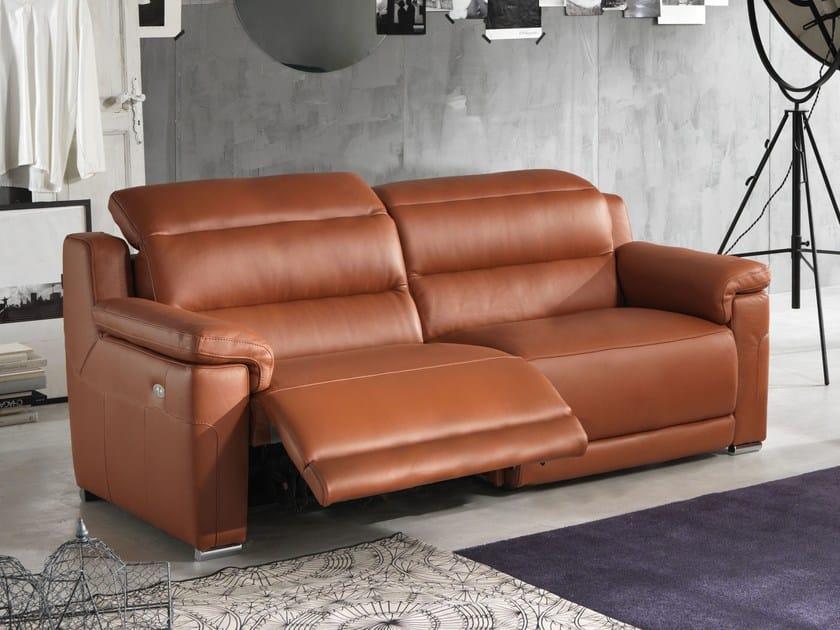 Relaxing sofa JOANNE | Sofa by Egoitaliano