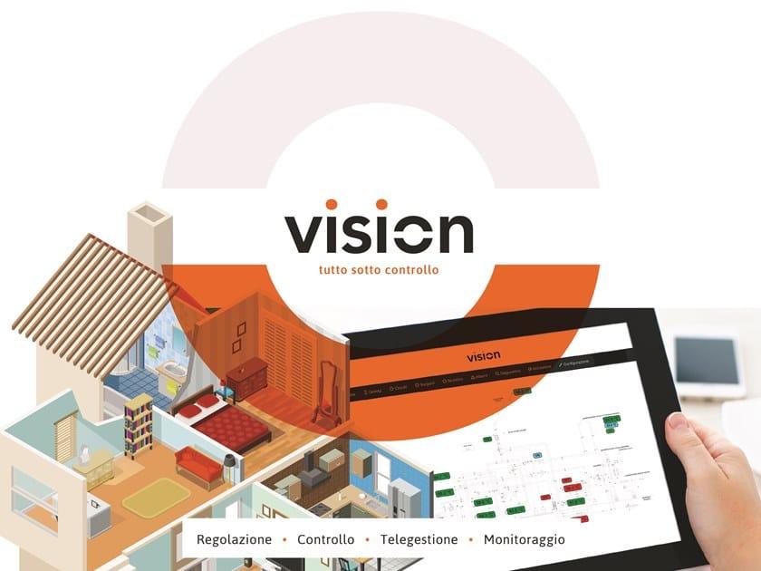 Sistema di controllo per impianti JODO Vision by ATAG Italia