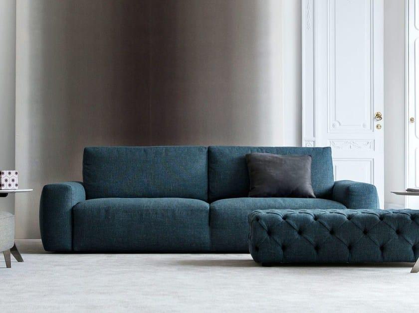 3 seater fabric sofa JOHNNY   3 seater sofa by BertO