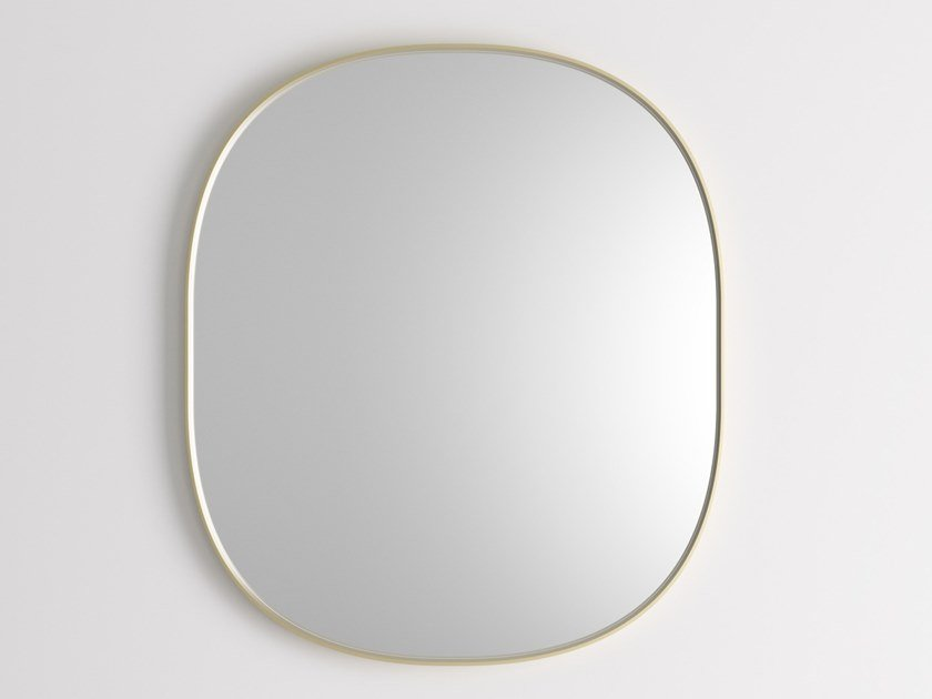 Oval wall-mounted mirror JOSEPHINE by PROF