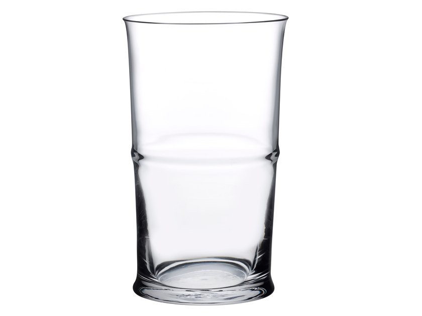 Set of 2 High Water Glasses JOUR HIGH by NUDE