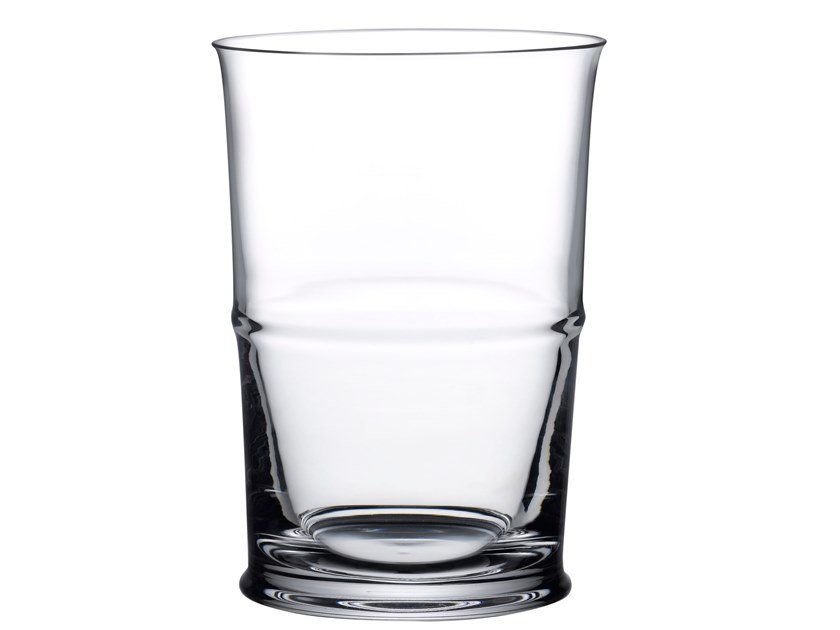 Set of 2 Short Water Glasses JOUR SHORT by NUDE