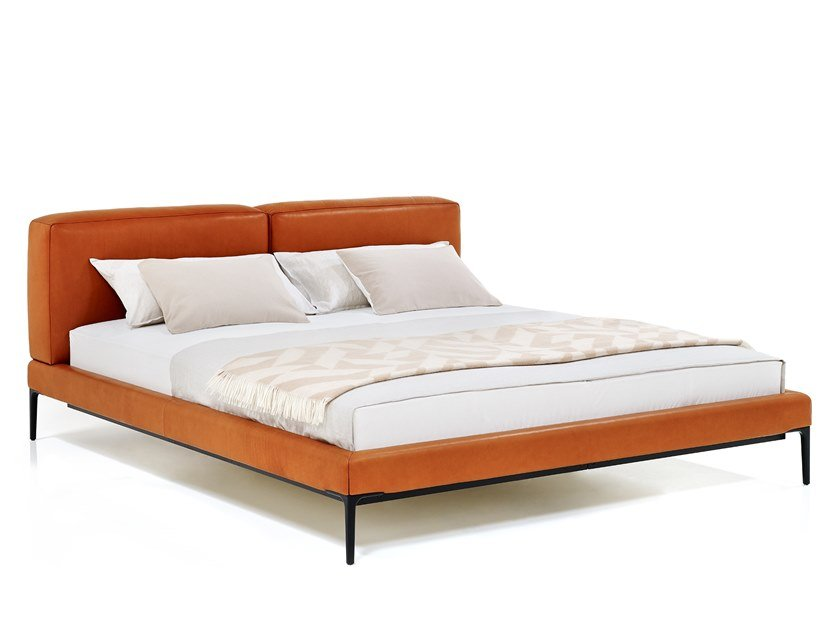 Double bed JOYCE CUSHION BED by Wittmann