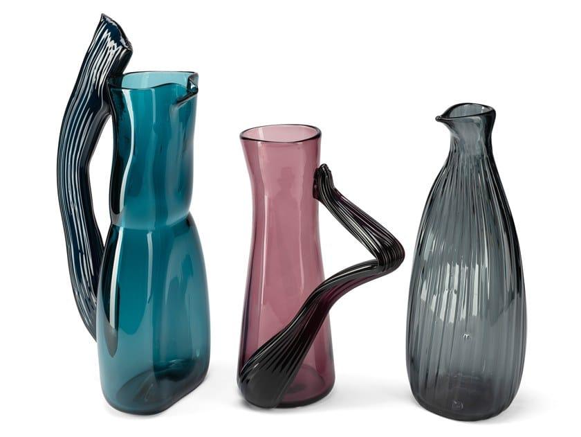 Murano glass jug FABULA | Jug by Visionnaire