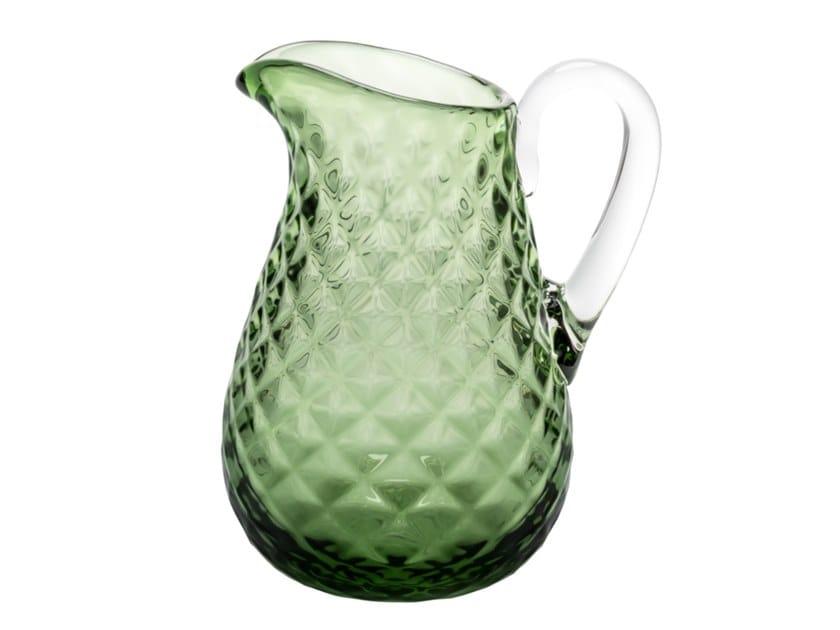 Glass jug BURITI | Jug by Vista Alegre