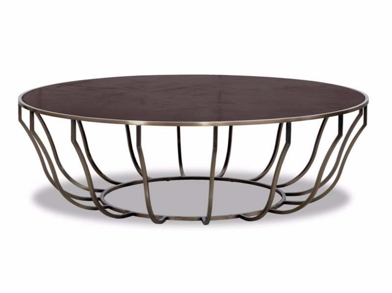 Round coffee table JULES by BAXTER