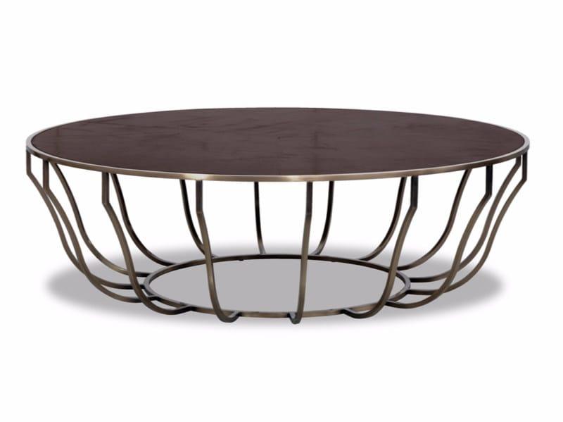 Tavolino rotondo JULES by BAXTER