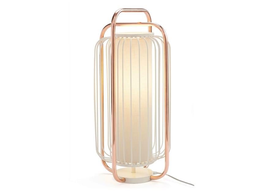 LED metal table lamp JULES TABLE by UTU Soulful Lighting