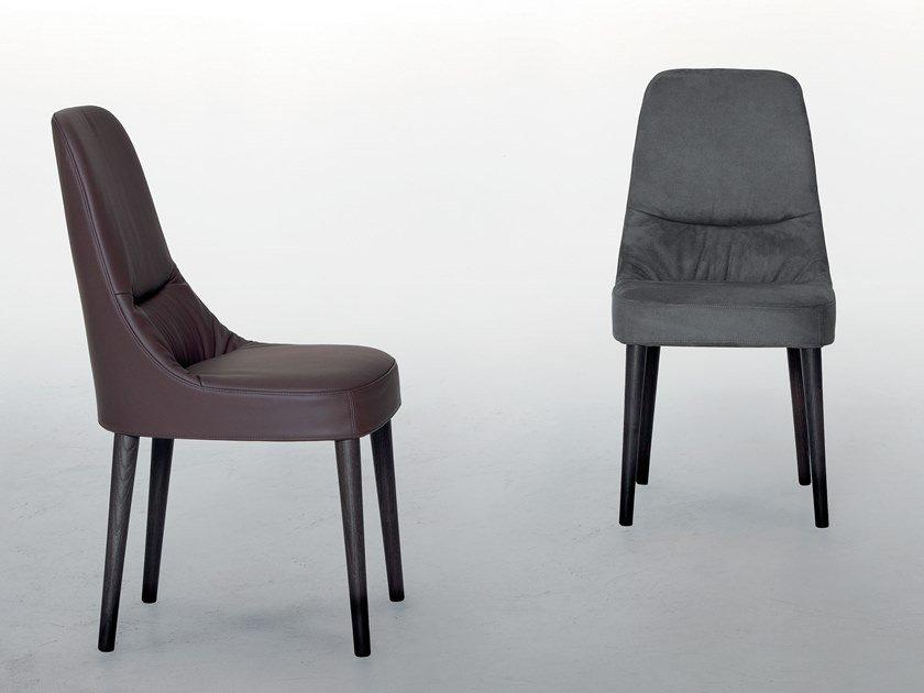 Upholstered chair JULIETTE by Tonin Casa