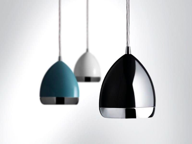 LED die cast aluminium pendant lamp JUNO by Arcluce