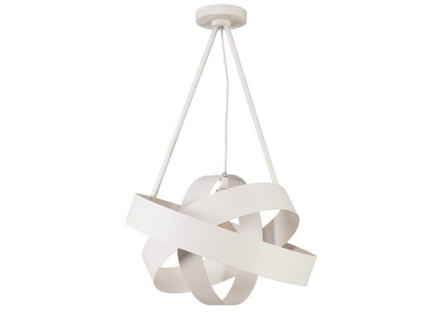 Metal pendant lamp JUPITER | Pendant lamp by Flam & Luce
