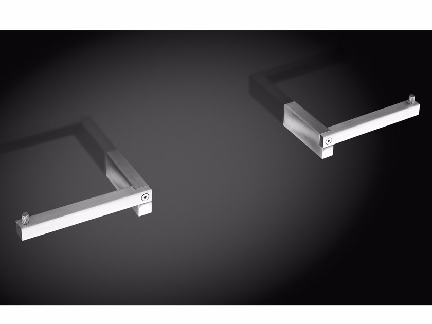 Portarotolo in acciaio inox JUST | Portarotolo by Antonio Lupi Design