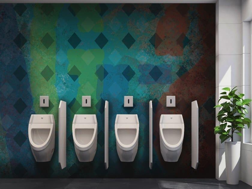 Motif glass-fibre wallpaper JUZA by Wall LCA