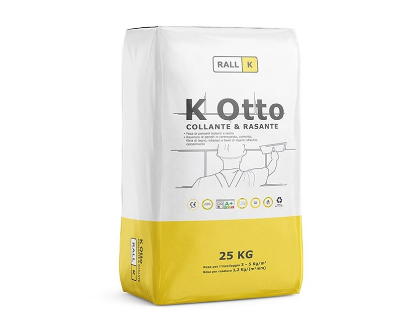 Smoothing compound / Cement-based glue K OTTO by RALLK