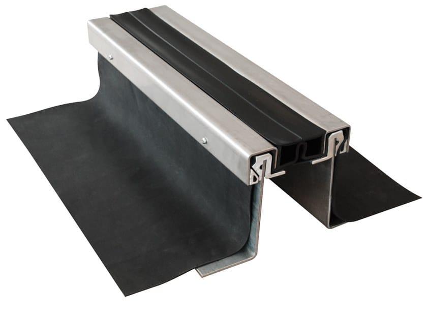 Aluminium Flooring joint K W PROOF by Tecno K Giunti