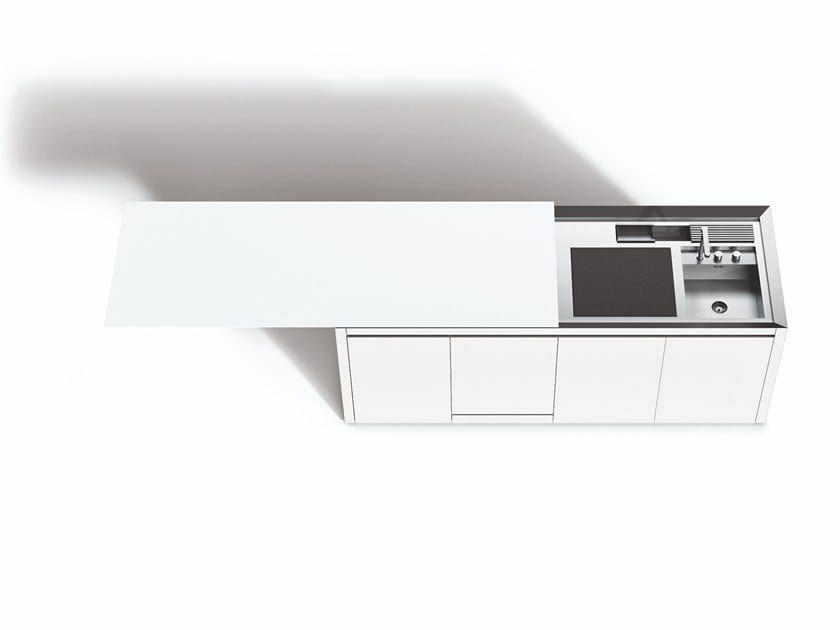 Versteckte Küche Mit Kücheninsel K2.2 By Boffi