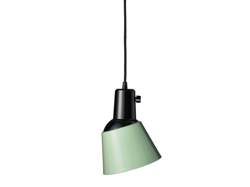 Lampada a sospensione orientabile in metallo smaltato K831 | Lampada a sospensione by Midgard Licht