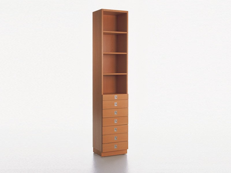 Wooden bookcase KA72 | 741 by Karl Andersson