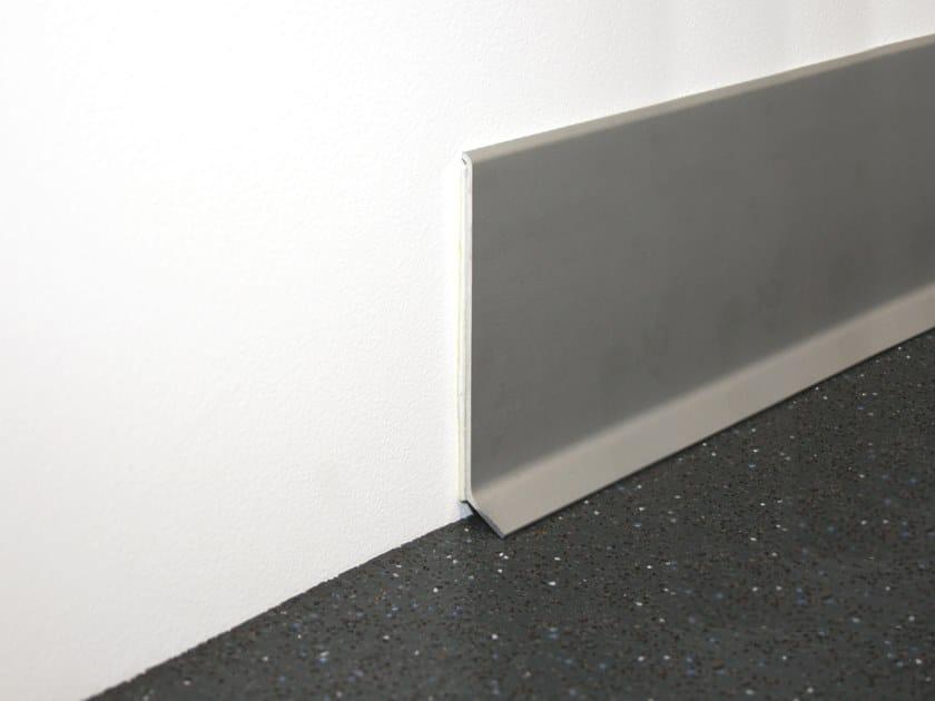 Aluminium Skirting board KAA KAS by Genesis