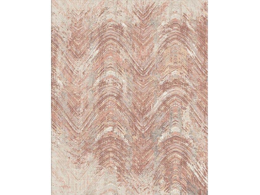 Handmade rectangular rug KADAVA  SRB-9001 by Jaipur Rugs