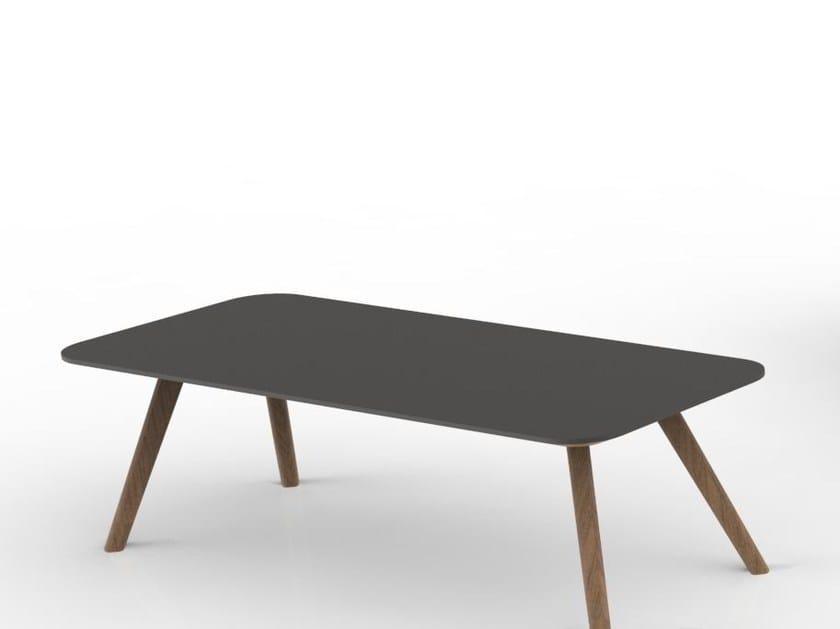 Rectangular coffee table KALA | Rectangular coffee table by Tuna Ofis