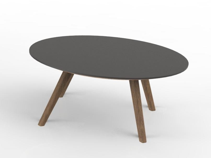 Round coffee table KALA | Round coffee table by Tuna Ofis