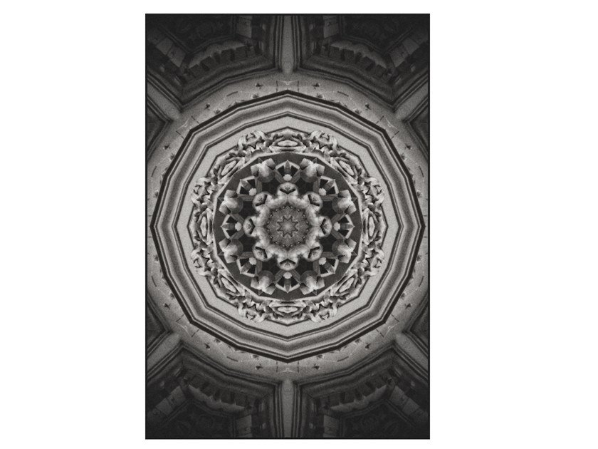 Rectangular polyamide rug KALEIDO CLASSICO by Mineheart
