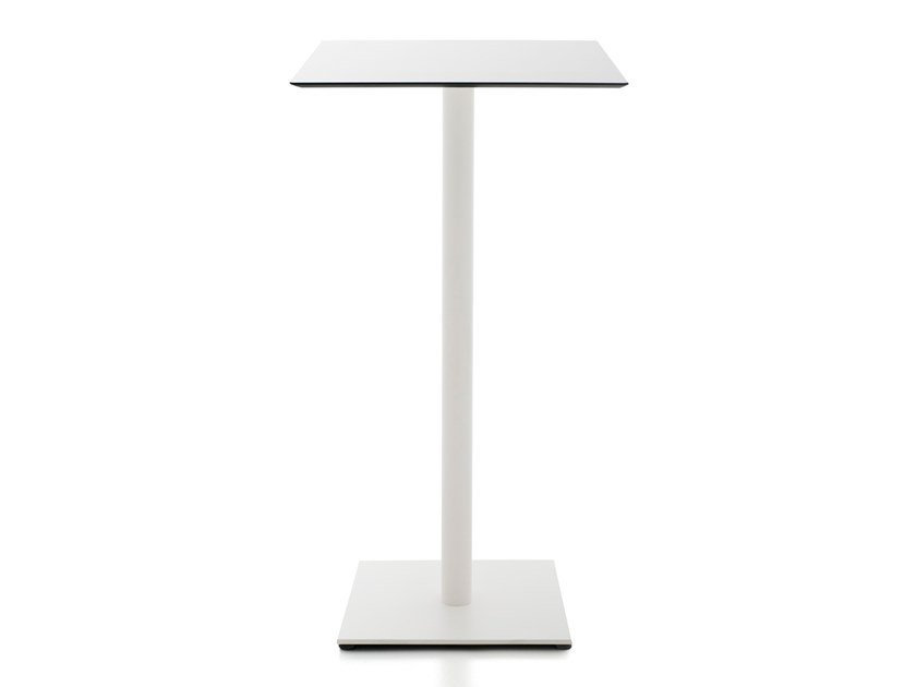 Square high table KALEOX | High table by Kastel