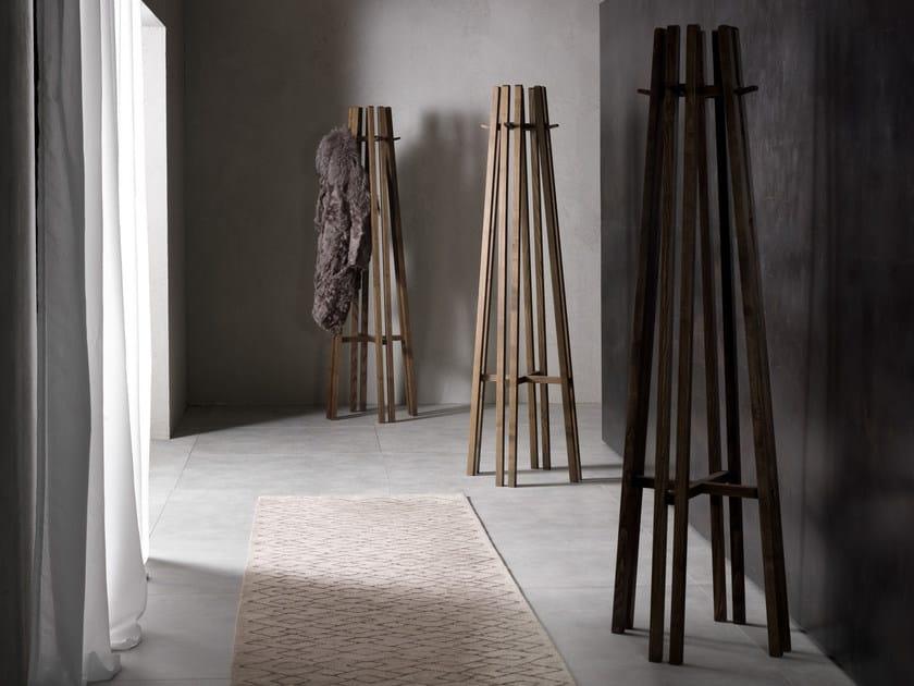 Appendiabiti in legno massello KALI by Pacini & Cappellini