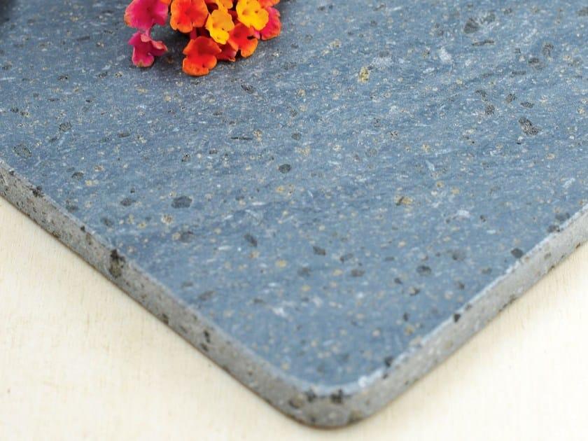 Lava stone tray KALURI NUDA LAVA by Made a Mano
