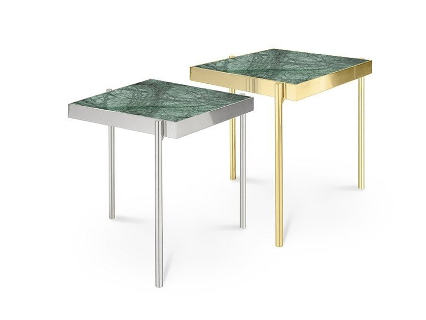Kandinsky Indian Green Marble Coffee Table Kandinsky Collection