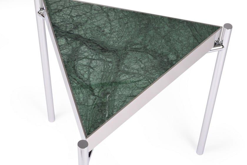 kandinsky indian green triangular coffee table kandinsky
