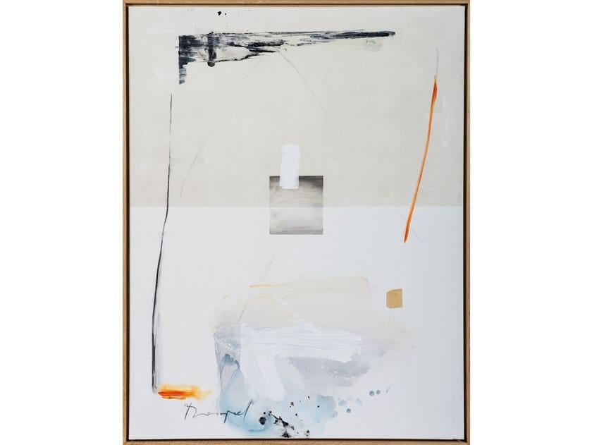 Canvas Painting Kaplins II by NOVOCUADRO ART COMPANY