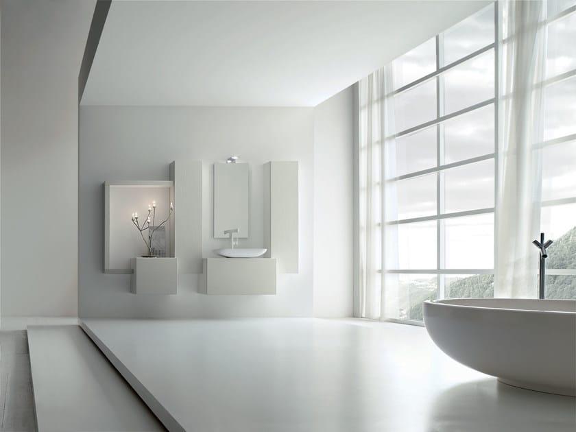 Bathroom cabinet / vanity unit KARMA - COMPOSITION 24 by Arcom